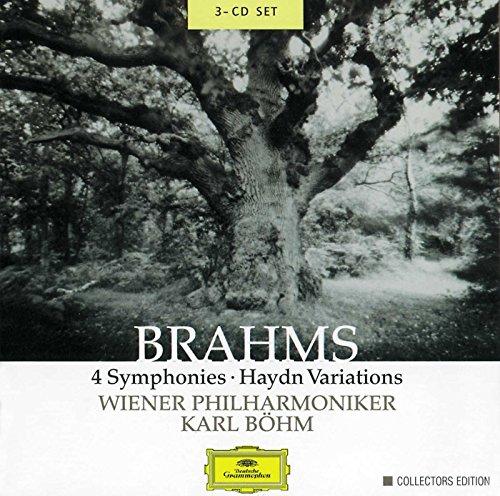 Price comparison product image Brahms: 4 Symphonies / Variations