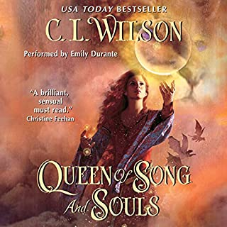 Queen of Song and Souls Titelbild