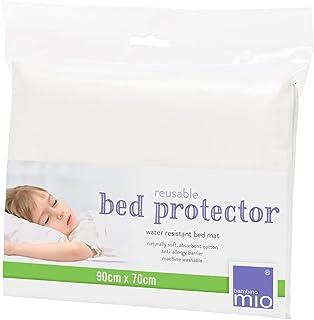 Bambino Mio Bed Protector, White