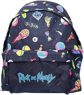 Editores Rick Y Morty Mochila Infantil, 40 cm, Multicolor