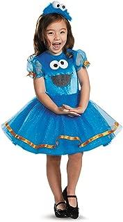 Cookie Tutu Deluxe Costume, Small (2T)
