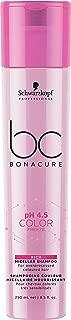 BC BONACURE pH 4.5 Color Freeze Micellar Rich Shampoo, 8.4-Ounce