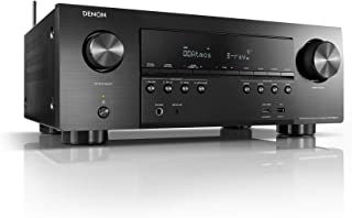 DENON AVR-S950H 7.2 Channel Stereo Receiver + 1 Denon Home 150 Wireless Speaker (Black) Bluetooth, USB Port Music Streamin...