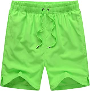 92a176400b Jessie Kidden Womens Shorts Swim Trunks Quick Dry Beach Shorts with Pockets  for Surfing Running Swimming