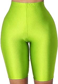 Women's Active Biker Yoga Shorts/Pants, Sexy Spandex Boyshort
