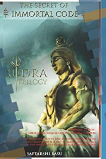 The secret of immortal code - Rudra trilogy