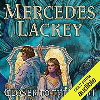 Closer to the Heart     Valdemar: The Herald Spy, Book 2              By:                                                                                                                                 Mercedes Lackey                               Narrated by:                                                                                                                                 Nick Podehl                      Length: 10 hrs and 33 mins     496 ratings     Overall 4.6
