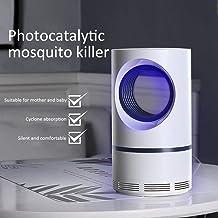 Beatie Lámpara Antimosquitos para Proteger a los niños, lampara de Mosquito para Hogar Interior Jardín Exterior Especialidad Aparato - Wraparound photocatalytic Violet Light