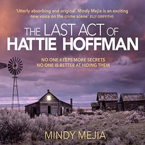 The Last Act of Hattie Hoffman audiobook cover art