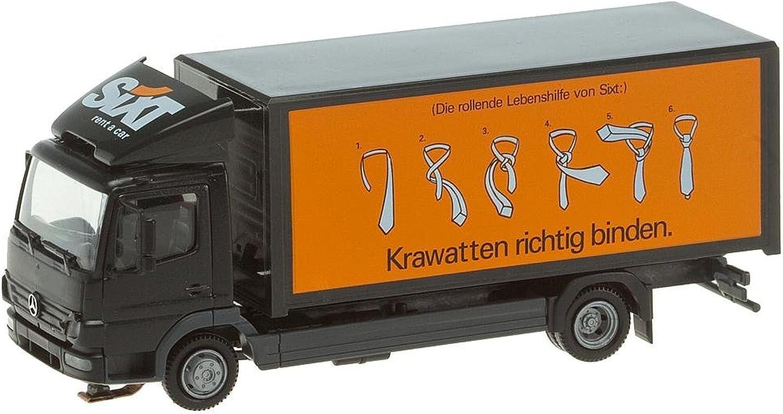 Faller 161561 - Lastkraftwagen Mercedes-Benz Atego Sixt