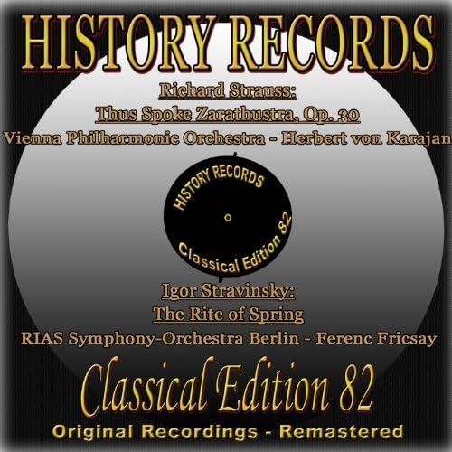 Vienna Philharmonic Orchestra, Herbert Von Karajan, Ferenc Fricsay, Rias Symphony-Orchestra Berlin