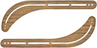 Sewell Universal Soundbar Bracket, Steel with Walnut Grain