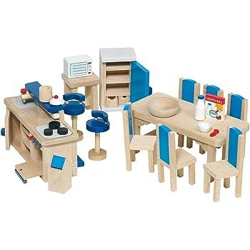 Goki 51907 Mobilier De Cuisine Pour Maison De Poupees 30