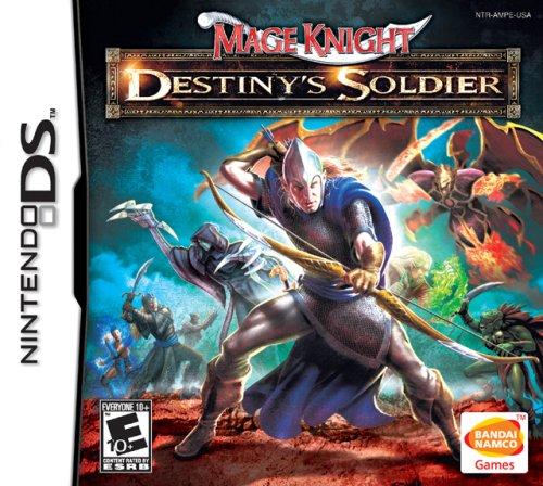 Namco Bandai Games Mage Knight: Destiny's Soldier, Nintendo DS Nintendo DS vídeo - Juego (Nintendo DS, Nintendo DS, TBS (Turn Estrategia de Base), E10 + (Everyone 10 +))