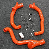 LnNcWcD 2' Turbo Inlet + Chargeur Sortie Silicone Itnake Tuyau Kit/for BMW/Fit for 135 / Fit for 335 / Fit for 535 / Fit for Z4 / Fit for N54 3.0L