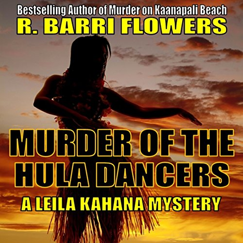 Murder of the Hula Dancers audiobook cover art