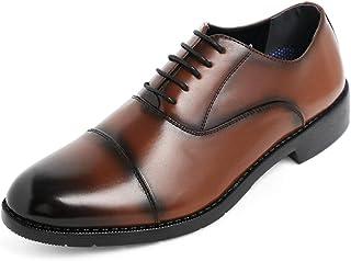 [アシスタント] ビジネスシューズ 通気性 メンズ 防水 蒸れにくい 革靴