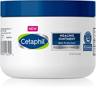 Sponsored Ad - CETAPHIL Healing Ointment   12 oz   For Dry, Chapped, Irritated Skin   Heals and Protects   Soothes Cracked...