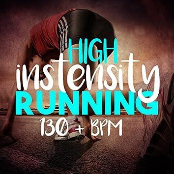 High Intensity Running (130+ BPM)
