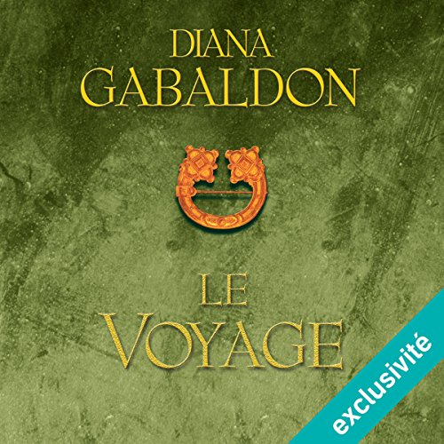 Le voyage audiobook cover art