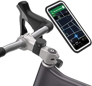 Shapeheart Fahrradhalterung für Handys XL bis 16.8cm, Schwarz 3615742339843, extra groß