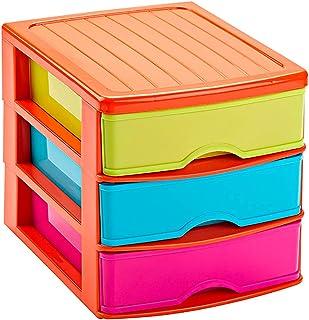 وحدة تخزين بلاستيكية فورتيه مع -1124703 (ألوان متعددة)
