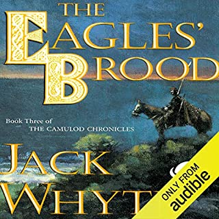 The Eagles' Brood cover art