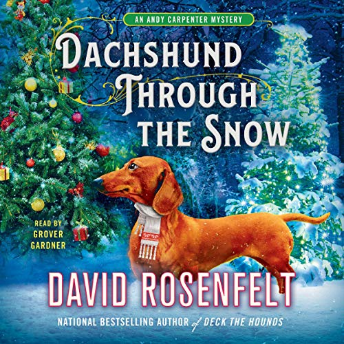 Dachshund Through the Snow cover art