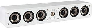 "Polk Audio S35e Centre Speaker, HiFi Speakers for Home Cinema Sound System, Hi-Res Audio, 1"" Tweeter & 6X 3"" Low Distortio..."