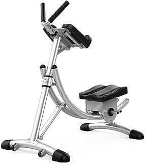 Abdominal Coaster, bukmaskin, ab tränare med bottom-up, träningsutrustning för män, vuxna, kvinnor