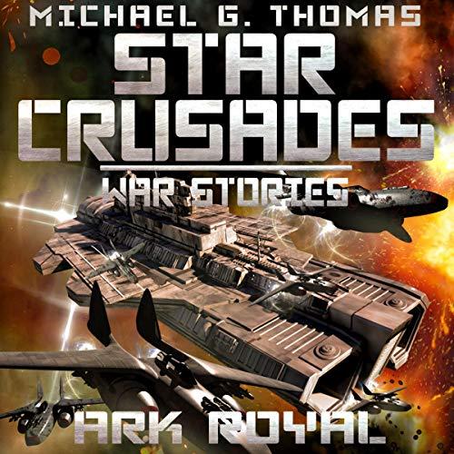 Ark Royal audiobook cover art