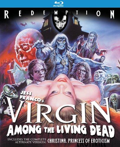 Virgin Among The Living Dead (Remastered Edition) [Edizione: Stati Uniti] [Francia] [Blu-ray]