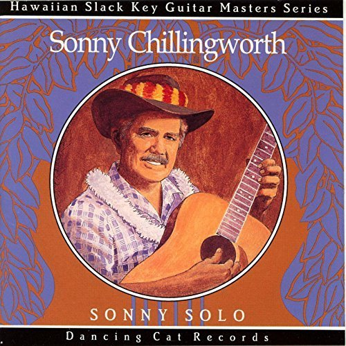 Sonny Solo (1994) US Import / Hawaiian Slack Key Guitar Masters
