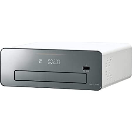 パナソニック 2TB 3チューナー ブルーレイレコーダー 4Kアップコンバート対応 おうちクラウドDIGA DMR-2CT200