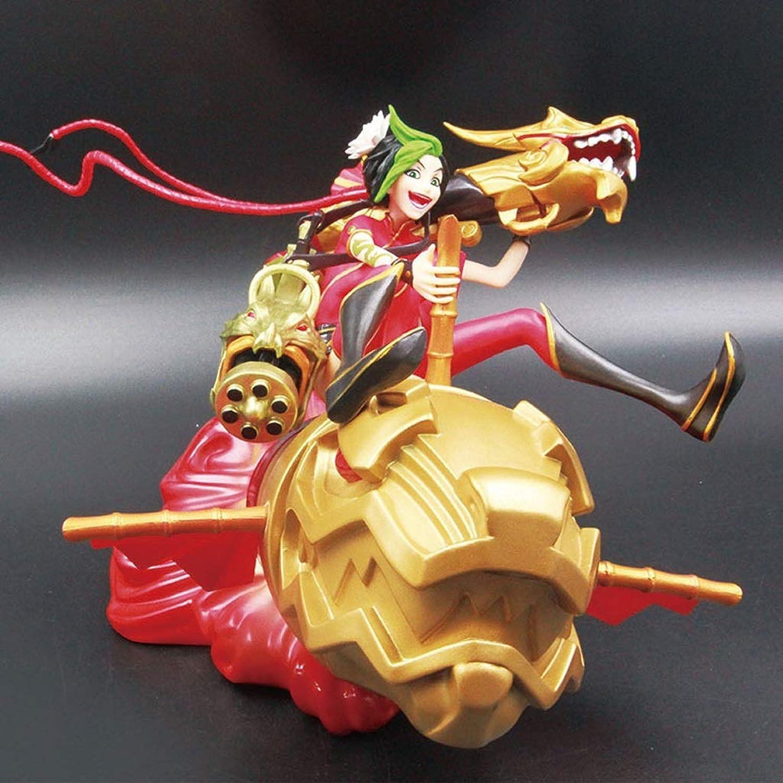 HBJP Spielzeug Statue Spielzeug Modell Spiel Charakter Geschenk Handwerk   17cm Modell