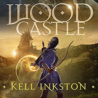 Woodcastle: Courts Divided, Book One audiobook cover art