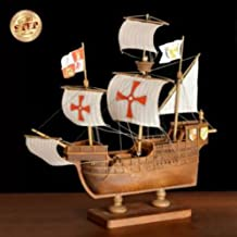 Santa Maria First Step - Model Ship Kit by Amati