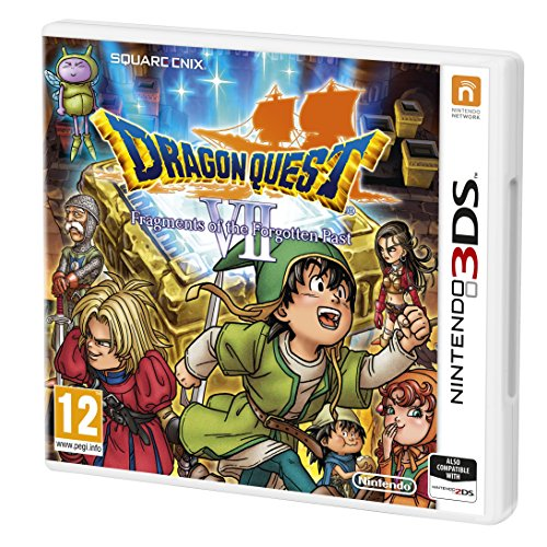 Dragon Quest Vii: Fragments of The Forgotten Past 3DS [