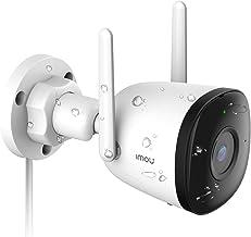 Wifi-buitencamera, Imou 1080p beveiligingscamera met AI menselijke bewegingsdetectie, IP67 dompelbestendig en stofdicht , ...