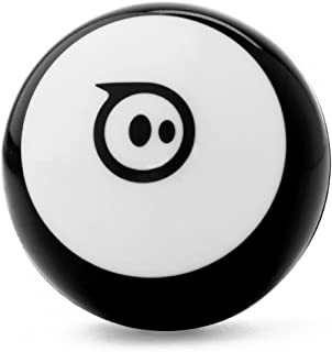 Sphero Mini Black: App-Controlled Robotic Ball, Stem Learning & Coding Toy, Ages 8 & Up