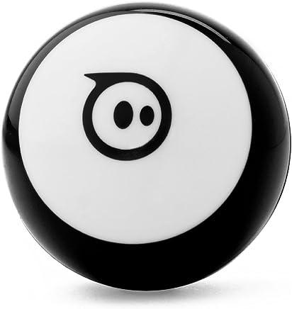 Sphero Mini Black: The App-Controlled Robot Ball (Amazon Exclusive)