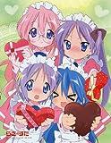 Pop Culture Graphics Lucky Star Poster TV (2007) Japanese Style N 11 x 17 Inches - 28cm x 44cm (Aya Hirano)(Emiri Katou)(Kaori Fukuhara)(Aya Endô)