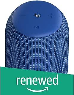 (Renewed) Infinity (JBL) Fuze 200 Dual EQ Deep Bass Portable Waterproof Wireless Speaker (Mystic Blue)