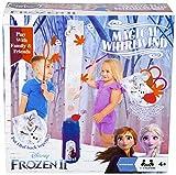 Disney Frozen 2 Giocattoli, Giochi Educativi Bambino Bambina a Tema Frozen 2 con Anna ed Elsa, Giochi di Azione e Abilità in Scatola con Rete, Idee Regalo per Bambini 4 5 6 7+ Anni