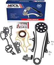 MOCA Timing Chain Kit Compatible with 1985 Toyota Celica 2.4L L4 GAS SOHC & 1985-1995 Toyota Pickup 4Runner 2.4L L4 GAS SOHC