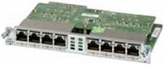 Cisco EHWIC-D-8ESG 8 Port 10/100/1000 Enhanced High-Speed WAN Interface Card