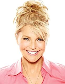 Natural Tone Hair Wrap Color HT12 Light Brown - Christie Brinkley 6