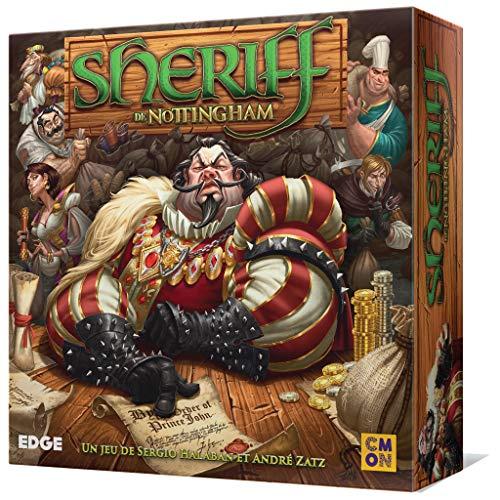 Fantasy Flight Games Edge Entertainment - El Sheriff