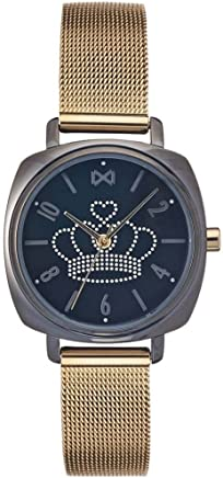 WATCH MARK MADDOX MM0101-55 WOMAN ACERO YALETOWN