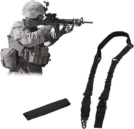 armi Cinghia Gun Sling Pelle Esclusivo-Fucile Cinghia intrecciati HSN 3040